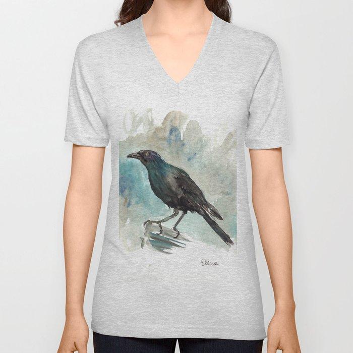 grackle-kja-vneck-tshirts