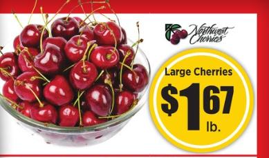 CherrySaleHEB